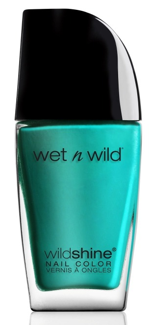 Βερνίκι νυχιών Wet n Wild Shine Nail Color 12.3ml - Be Mare Pacific 483