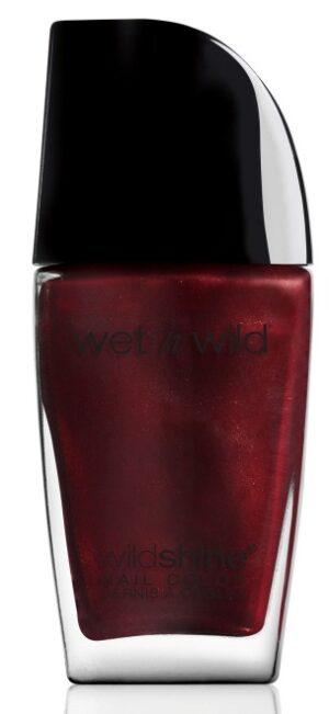 Βερνίκι νυχιών Wet n Wild Shine Nail Color 12.3ml - Burgundy Frost 486