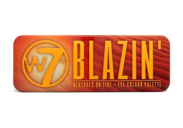 Παλέτα Σκιών W7 Blazin' Eye Colour Palette