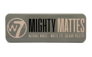 Παλέτα Σκιών W7 Mighty Mattes Eye Colour Palette