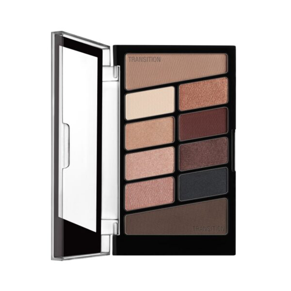 Σκιές ματιών Wet n Wild Color Icon 10 Pan Eyeshadow Palette 10g - Nude Awakening 757