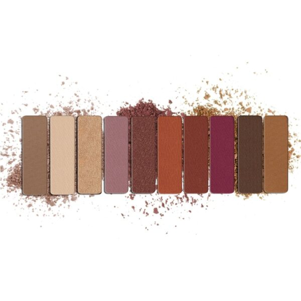 Σκιές ματιών Wet n Wild Color Icon 10 Pan Eyeshadow Palette 10g - Rose in the air 758