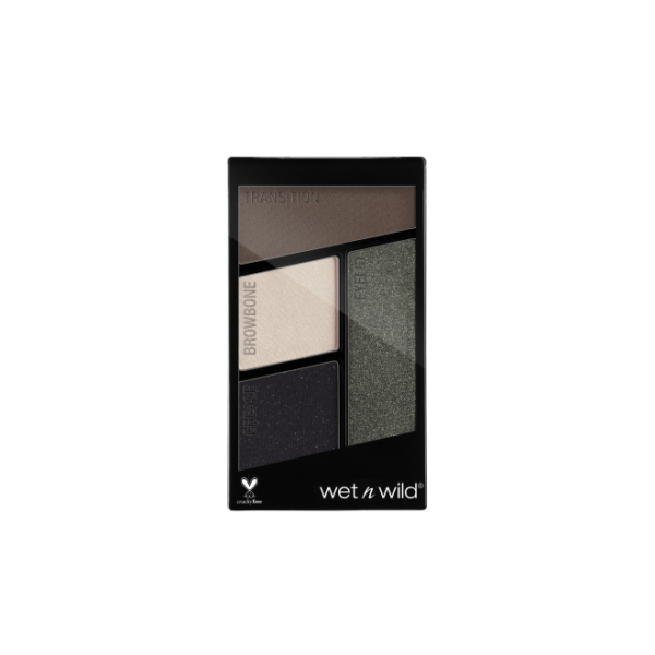 Σκιές ματιών Wet n Wild Color Icon Eyeshadow Quads 4.5g - Lights Out 338
