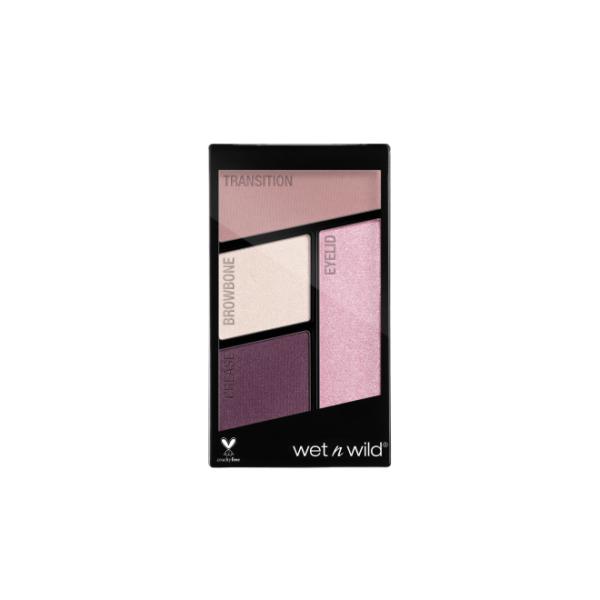Σκιές ματιών Wet n Wild Color Icon Eyeshadow Quads 4.5g - Petalette 344