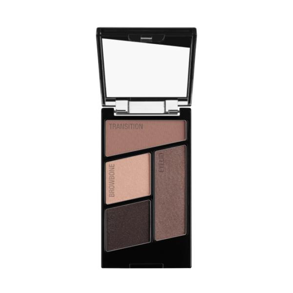 Σκιές ματιών Wet n Wild Color Icon Eyeshadow Quads 4.5g - Silent Treatments 337