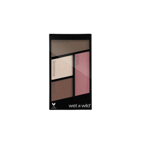 Σκιές ματιών Wet n Wild Color Icon Eyeshadow Quads 4.5g - Sweet as Candy 359