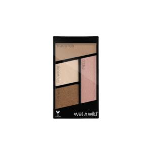 Σκιές ματιών Wet n Wild Color Icon Eyeshadow Quads 4.5g - Walking on eggshells 340
