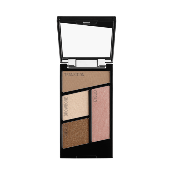 Σκιές ματιών Wet n Wild Color Icon Eyeshadow Quads 4.5g - Walking on eggshells 340