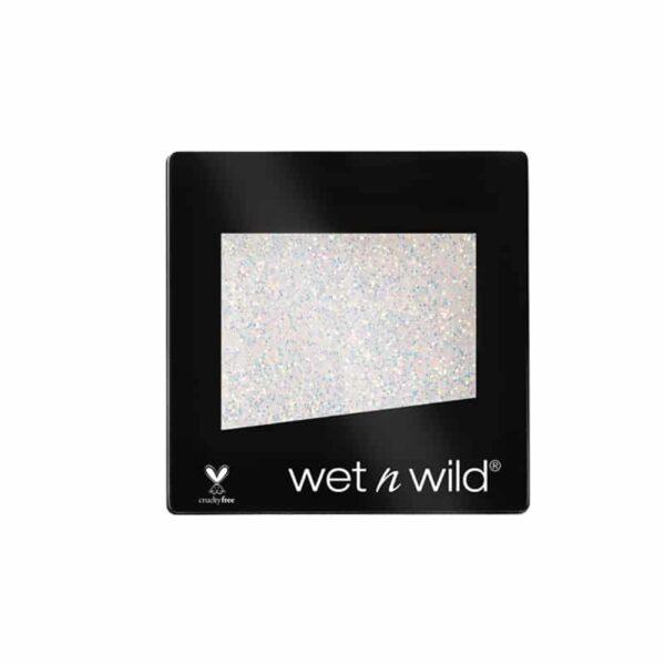 Σκιά ματιών Wet n Wild Color Icon Single Glitter 1.4g - Bleached 351