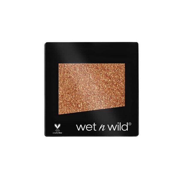 Σκιά ματιών Wet n Wild Color Icon Single Glitter 1.4g - Brass 354