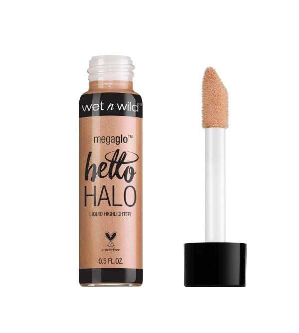 Wet n Wild MegaGlo Liquid Highlighter 15ml - Goddess Glow 309 με την ποσότητα που θα χρησιμοποιήσετε μπορείτε να επιλέξετε πόση λάμψη θα δώσετε στο μακιγιάζ σας.