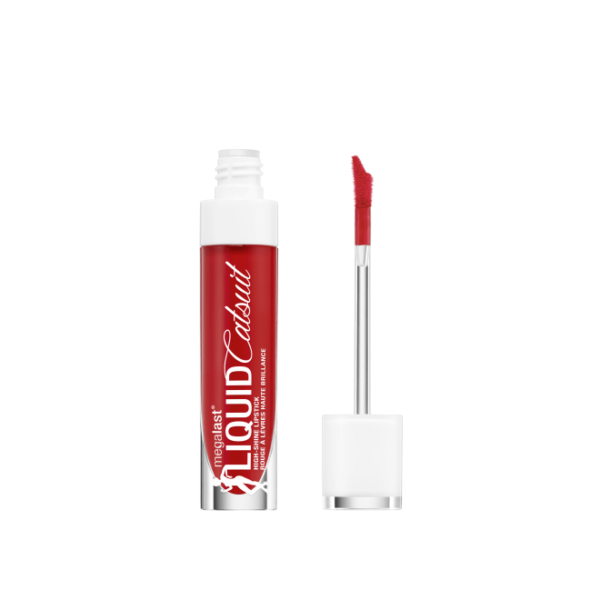 Υγρό κραγιόν Wet n Wild MegaLast Liquid Catsuit High-Shine Lipstick 5.7g - Bad Girl's Club 968