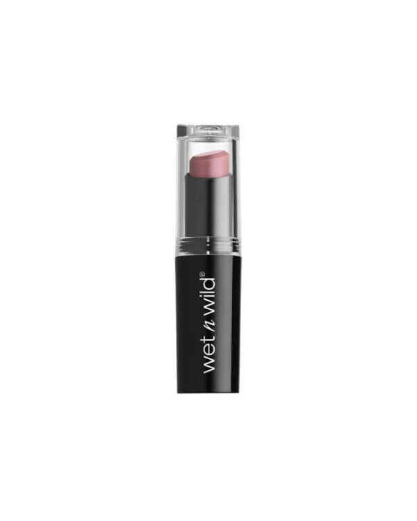 Κραγιόν ματ Wet n Wild Megalast Lip Color 3.3g - Think Pink 901