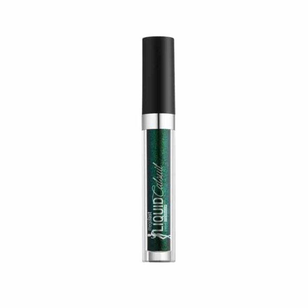 Υγρή σκιά ματιών Wet n Wild Megalast Liquid Catsuit Metallic Eyeshadow 3.5ml - Emerald Gaze 568