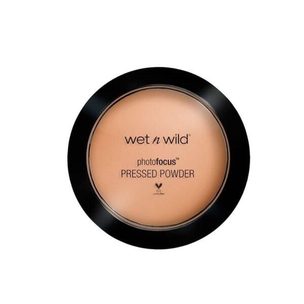 Πούδρα Wet n Wild Photo Focus Pressed Powder 7.5g - Golden Tan 826