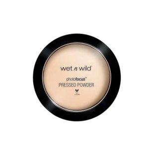 Πούδρα Wet n Wild Photo Focus Pressed Powder 7.5g - Warm Light 821