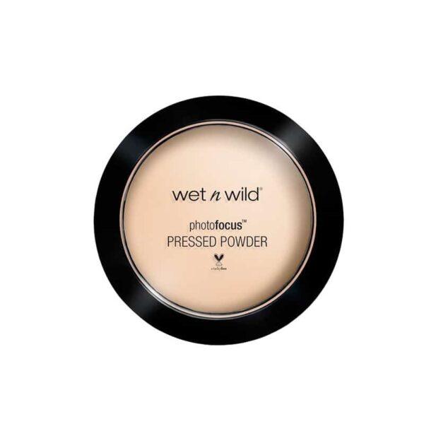 Πούδρα Wet n Wild Photo Focus Pressed Powder 7.5g - Warm Light 821