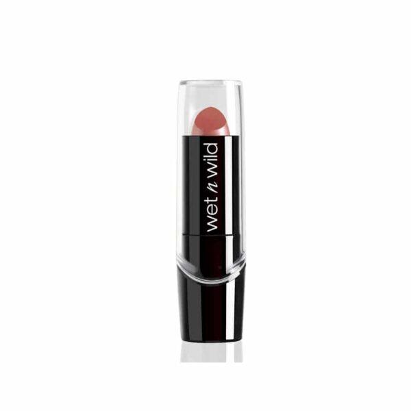 Κραγιόν σάτιν Wet n Wild Silk Finish Lipstick 3.6g - Dark Pink Frost 530