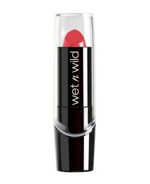 Κραγιόν σάτιν Wet n Wild Silk Finish Lipstick 3.6g - Hot Paris Pink 542