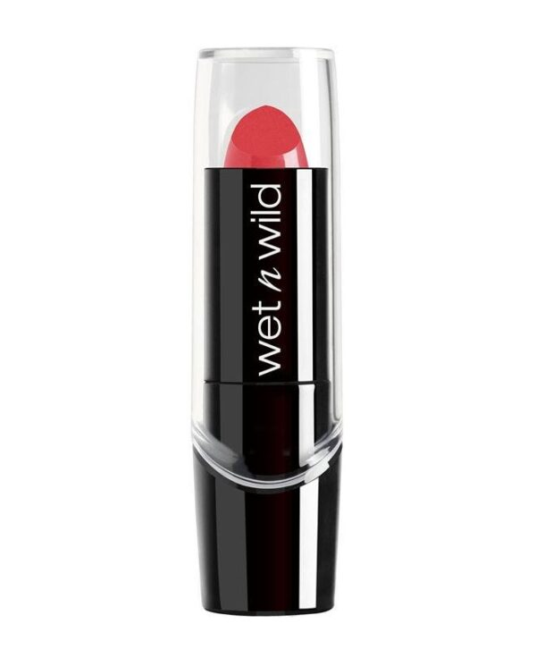 Κραγιόν σάτιν Wet n Wild Silk Finish Lipstick 3.6g - Hot Paris Pink 542