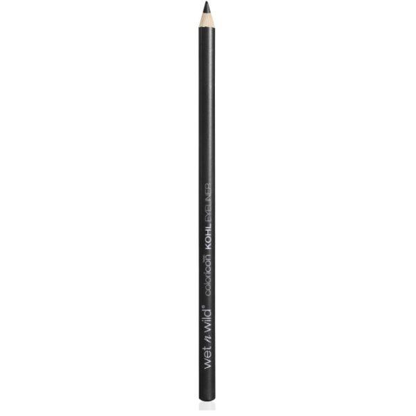 Μολύβι ματιών Wet n Wild Color Icon Kohl Eyeliner Pencil 1.4g - Baby's Got Black 601