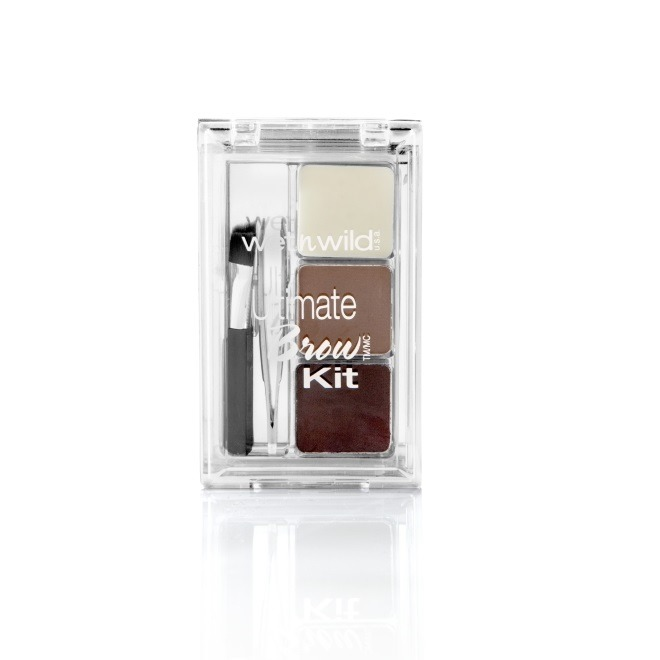 Παλέτα φρυδιών Wet n Wild Ultimate Brow Kit 2.5g - Ash Brown