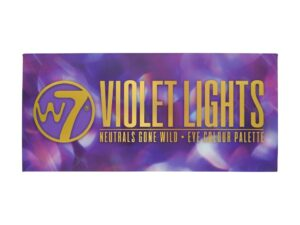 Παλέτα Σκιών W7 Violet Lights Eyeshadow Palette