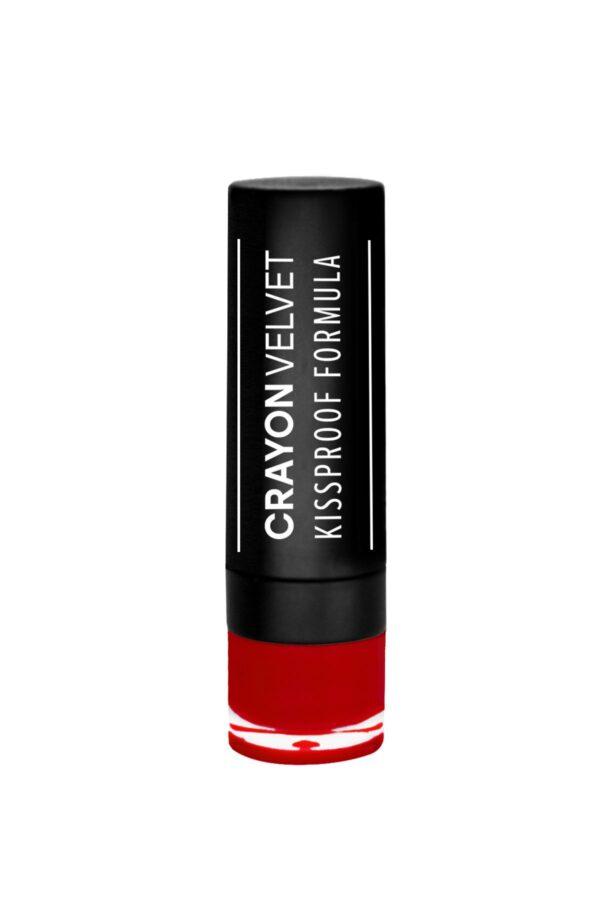 Κραγιόν ενυδατικό Elixir Crayon Velvet 4.5g - True Red 508
