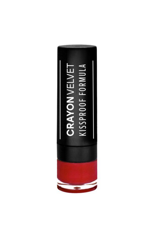 Κραγιόν ενυδατικό Elixir Crayon Velvet 4.5g - Carmine 510