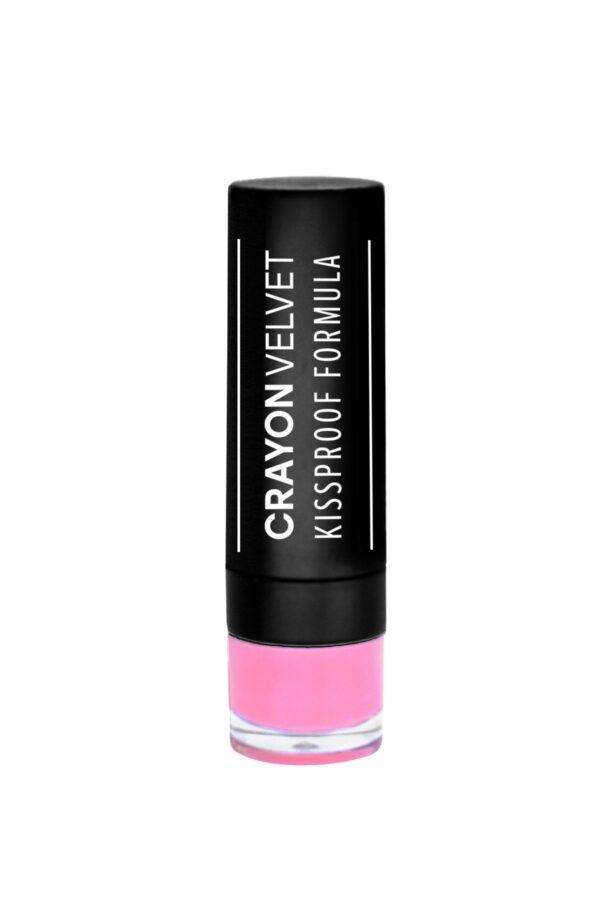 Κραγιόν ενυδατικό Elixir Crayon Velvet 4.5g - Vivid Pink 511