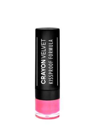 Κραγιόν ενυδατικό Elixir Crayon Velvet 4.5g - Shocking Pink 512