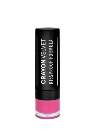 Κραγιόν ενυδατικό Elixir Crayon Velvet 4.5g - Hollywood Cerise 513