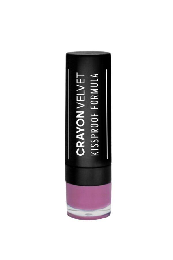 Κραγιόν ενυδατικό Elixir Crayon Velvet 4.5g - Rose Purple 516