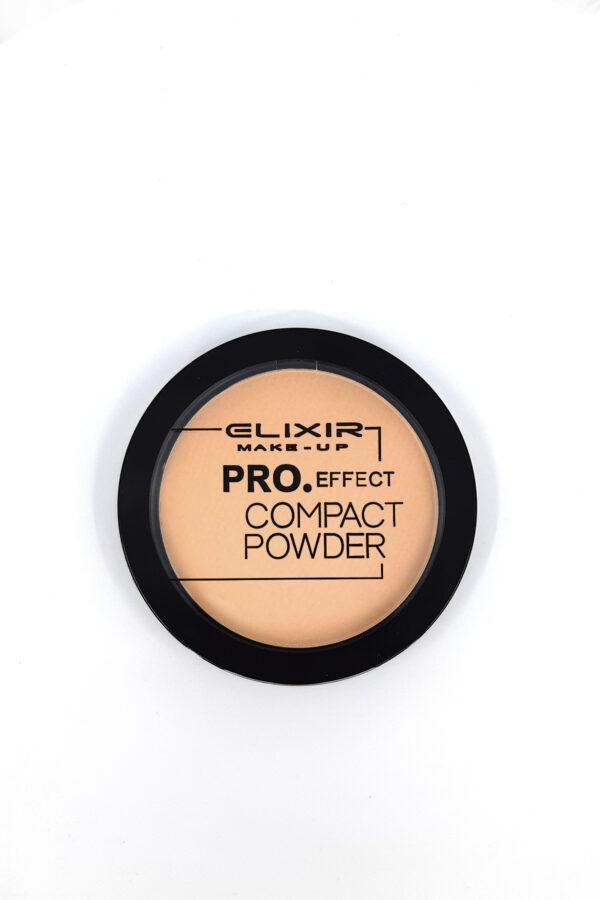 Πούδρα Elixir Compact Powder Pro.Effect 12g - Porcelain 114