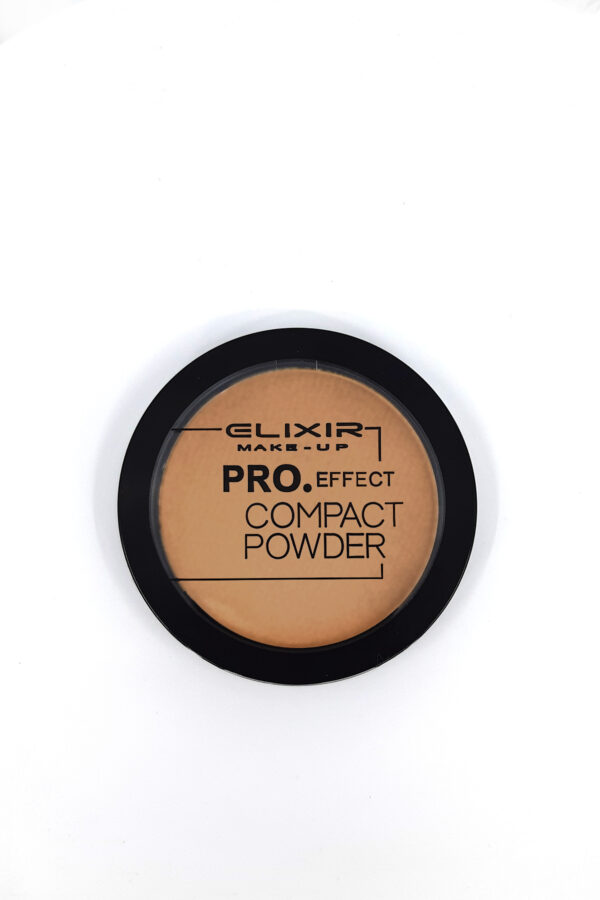 Πούδρα Elixir Copmact Powder Pro.Effect 12g - Egg Nog 117