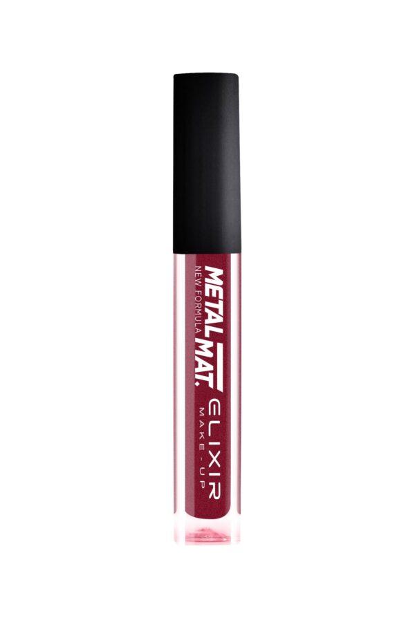 Υγρό κραγιόν Elixir Liquid Lip Metal Mat 10.2ml - Chilly Pepper 430
