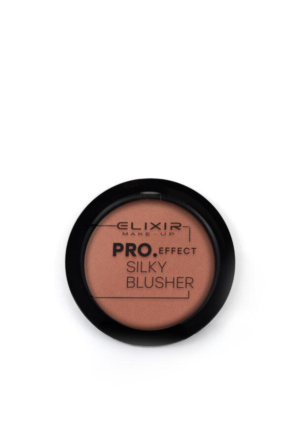 Ρουζ Elixir Silky Blusher Pro.Effect 12g- Sepia 107