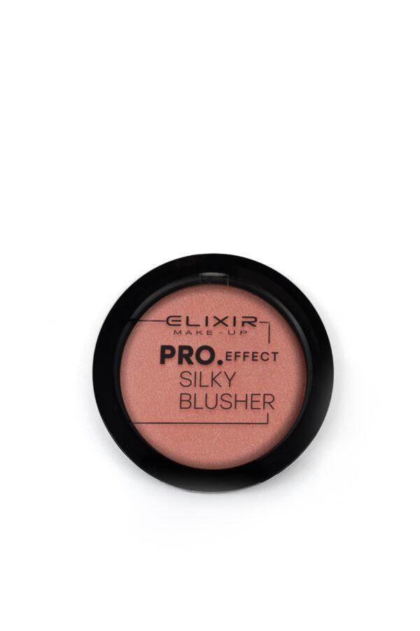 Ρουζ Elixir Silky Blusher Pro.Effect 12g - Buttermilk 312