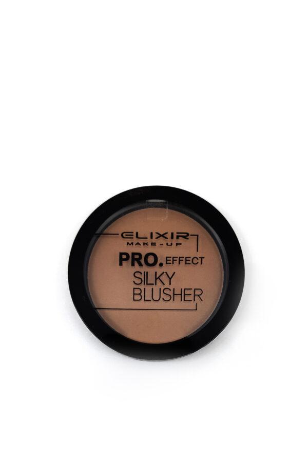 Ρουζ Elixir Silky Blusher Pro.Effect 12g - Squash 314
