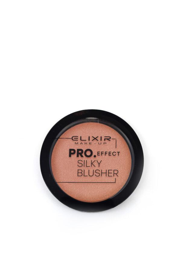 Ρουζ Elixir Silky Blusher Pro.Effect 12g - Tropical Grow 104