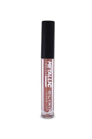 Ενυδατικό Elixir Metallic Lipgloss - Rose Gold 469