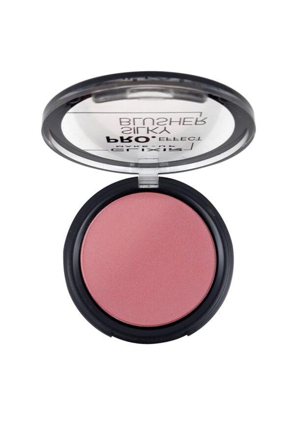 Ρουζ Elixir Silky Blusher Pro.Effect 12g - Flamingo 303