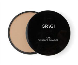 Πούδρα Grigi Make up Max Compact Powder 20g - Peach Beige 06