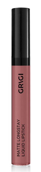 Υγρό κραγιόν Grigi Only Matte Long Stay Liquid Lipstick 4ml - Dark Nude 02