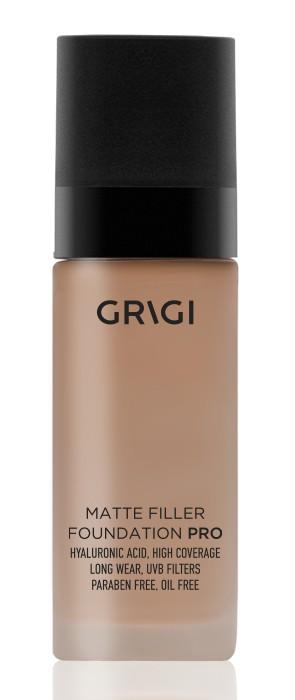 Grigi Pro Matte Filler Foundation - Dark Beige 35