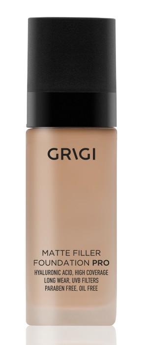 Grigi Pro Matte Filler Foundation - Sand Beige 33