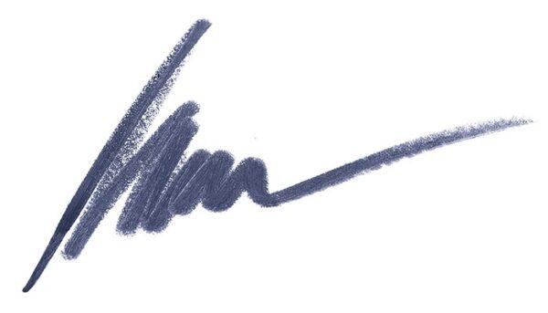 Αδιάβροχο μολύβι ματιών Grigi Waterproof Eye Silky Pencil - Blue 10