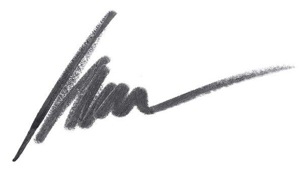 Αδιάβροχο μολύβι ματιών Grigi Waterproof Eye Silky Pencil - Grey 02