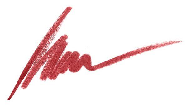 Αδιάβροχο μολύβι χειλιών Grigi Waterproof Lip Silky Pencil - Red Wine 01