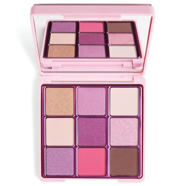 Revolution Beauty I Heart One True Love Glitter Palette